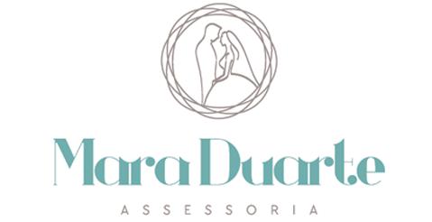 Mara Duarte Assessoria para eventos sociais Logotipo