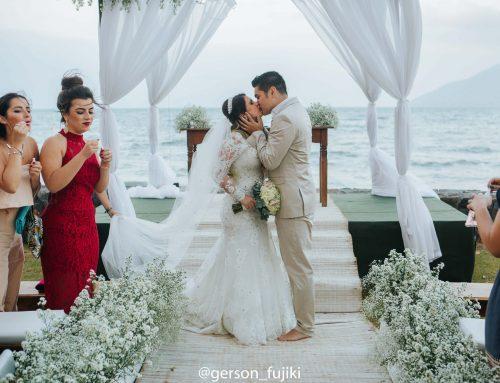 Casamento Letícia e Joe – Viela da Praia – Casamento na praia