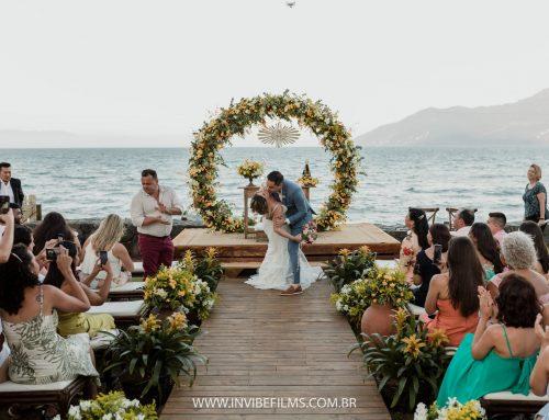 Casamento Desiree e Samuel – Viela da Praia – Casamento na praia
