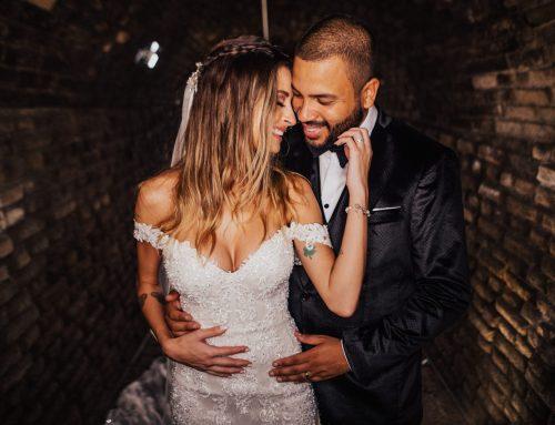 Casamento Projota e Tamy – Casa das Caldeiras